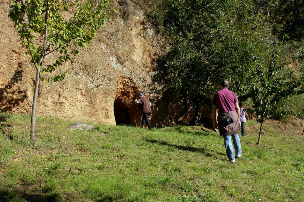"""La Minería del Oro – Arrugia """"Ruina Montium"""" (Margaride – Covas)"""