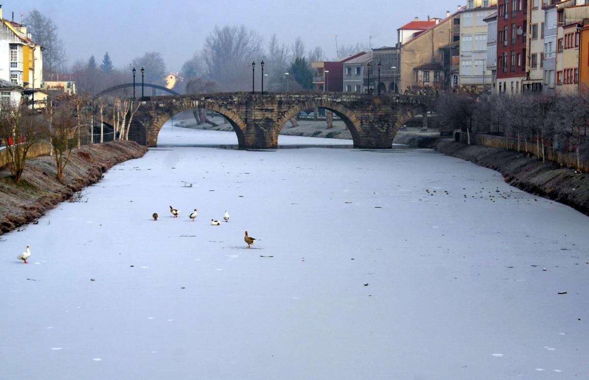 El Cabe se congela en Monforte 2017