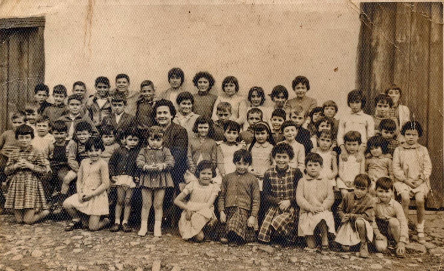 Ribasaltas y su escuela en el tiempo