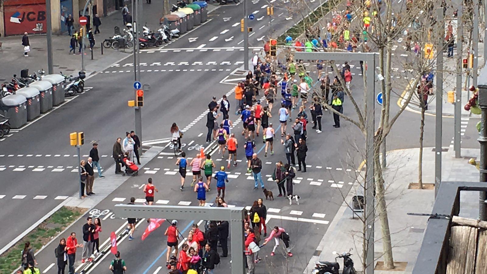 39 maratón de Barcelona 2017