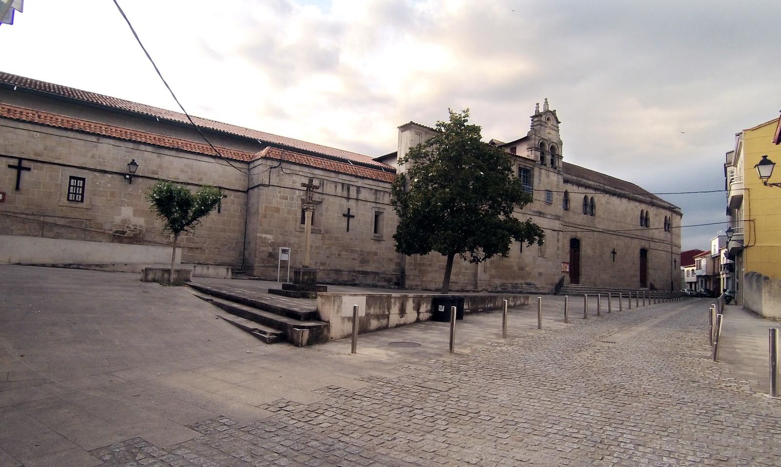 Iglesia de las Clarisas en Monforte